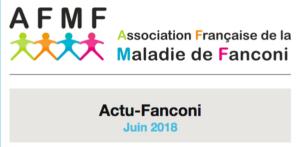 Image pour L'actu Fanconi
