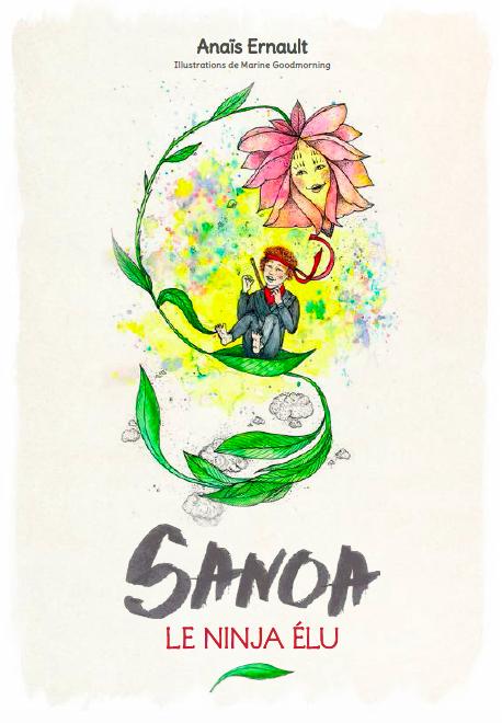 Illustration du livre Sanoa