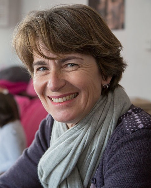 Marie pierre Bichet Présidente de l'AFMF
